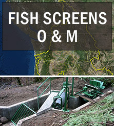Fish Screens O&M