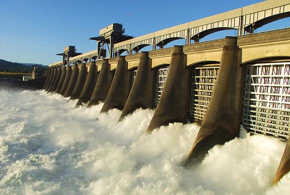 bonneville dam spill